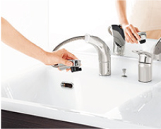水栓・排水口